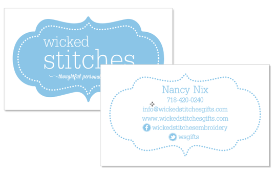STATEN ISLAND BUSINESS CARDS